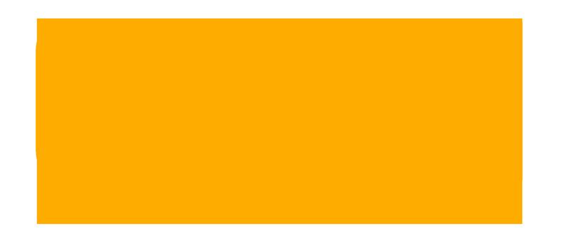 logo amarelo de galunk producións